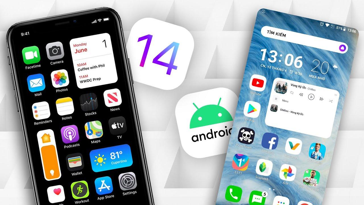 """iOS 14  """"SAO CHÉP"""" 1 tính năng RẤT NỔI TIẾNG CỦA ANDROID?"""