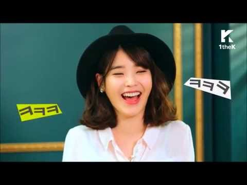 IU (아이유) Evil but cute laugh !