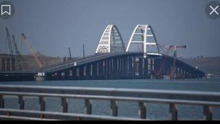 Крымский Мост Крымчане недовольны мостом ?