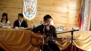 Artificial October - Hello Yellow [Live @ Baguio Country Club]