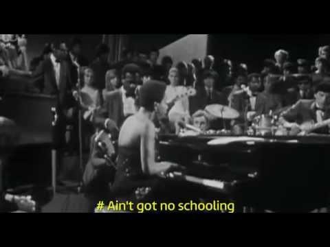 Nina Simone - Ain't Got No, I Got Life (with lyrics) mp3