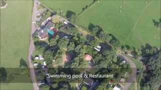 Camping d'Arpheuilles France Saint Paul de Vézelin F-ACT Drone