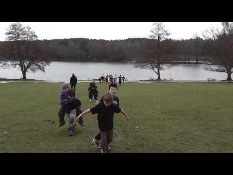 Hill training (piggy back)