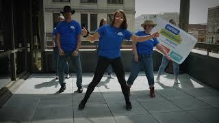 VAP's Git Up Dance Challenge (Blanco Brown - The Git Up) Video