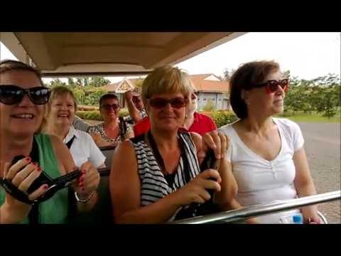 Lao Horizons Travel. Another Wonderful Trip With My Belgian Travelers.LAOS TOUR GUIDE.