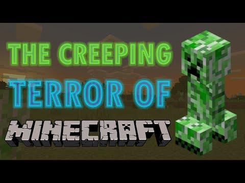 THE CREEPING TERROR OF MINECRAFT || Lore Store |