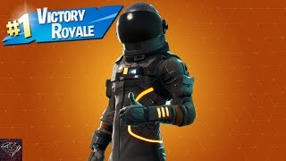 Getting A Victory Royale With The Dark Voyager Skin (Fortnite Battle Royale)