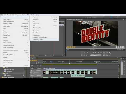 Adobe Premiere Pro CS5 - Mercury Playback Engine Sneak Peek - Part 2