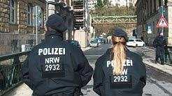Bombendrohung am Landgericht Wuppertal | 12.03.2020
