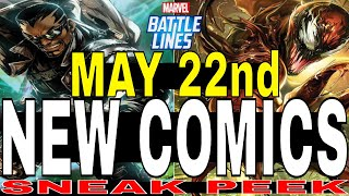 NEW COMIC BOOKS RELEASING MAY 22nd 2019 MARVEL AND DC COMICS COMING OUT THIS WEEK - WEEKLY PICKS