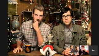 Project For Awesome 2015 Rhett and Link hosting
