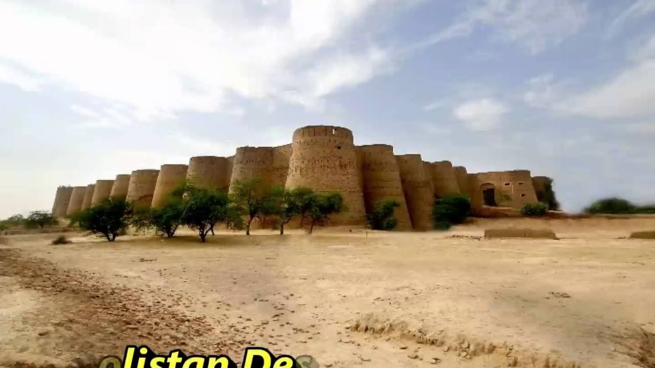 Beautiful Deserts Of Pakistan You Should Know About