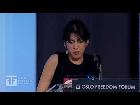 Lina Ben Mhenni - Tunisia's Unfinished Revolution