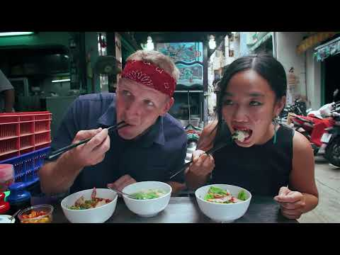 [Review Foods] Epic Chinese food tour in Saigon's China Town!