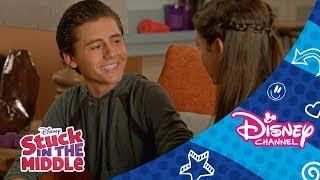 Stuck in the Middle | Dating Advice | Clip | Disney Arabia