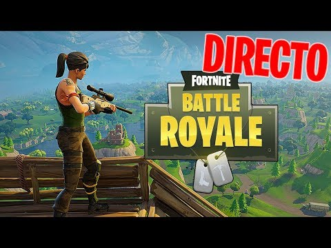 🔴A POR LA VICTORIA | FORTNITE | Yokai Games |
