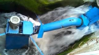 мини ГЭС(мини-ГЭС www.bluestreammobil.hu., 2013-11-14T11:15:18.000Z)