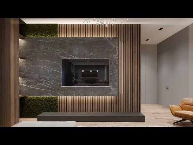 100 Modern TV cabinets - Living room wall decorating ideas ...