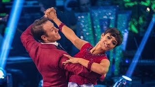 Frankie Bridge & Kevin Foxtrot to 'Daydream Believer' - Strictly Come Dancing: 2014 - BBC One