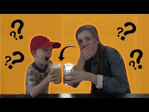 MYSTERY DRINK CHALLENGE | Match Up
