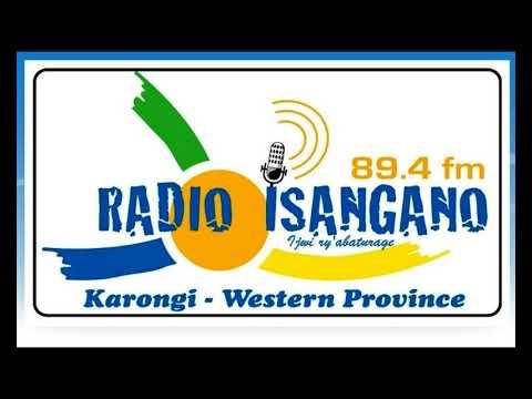 Amakuru ya Radio Isangano 89.4 Fm kuwa  20 Gashyantare 2018 20h00'