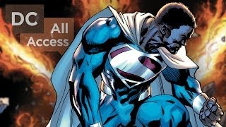 A New Superman Rises on Earth 2