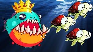 KRÓL OCEANU! | EATME.IO #admiros