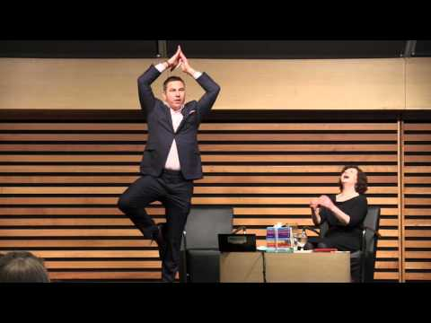 David Walliams: Star Talks | March 9, 2016 | Appel Salon