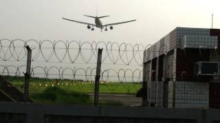 SONY DSC-HX1 拍攝影片(8) 飛機降落篇
