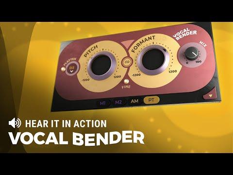 ? Vocal Bender in Action: Real-Time Hip Hop, Pop, EDM Vocal FX