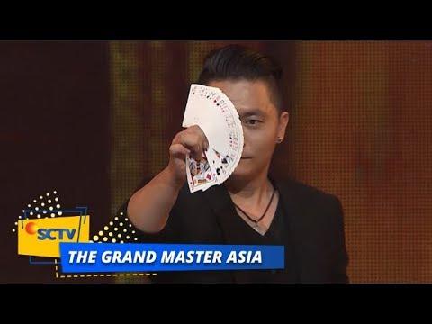 Manipulasi Kartu WIND ACEMONTE Berhasil Memukau Juri - The Grand Master Asia