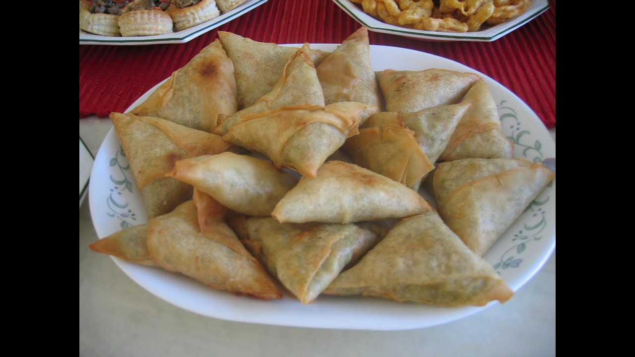 How to make vegetable samosas a step by step guide part 1 youtube forumfinder Images