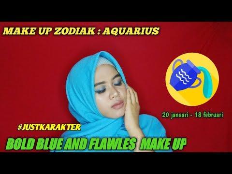 make-up-zodiak-aquarius-(20-januari-18-februari)