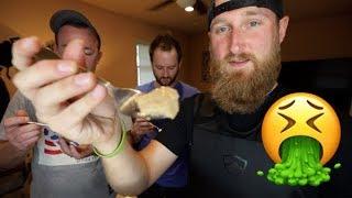Eating 24k Gold & Gefilte fish! | Mail Time