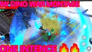 JMW DINO WAR…