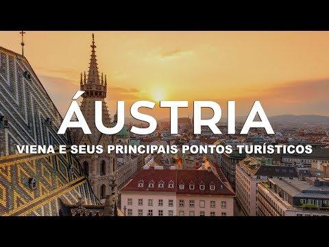 ÁUSTRIA - EP.1 | Viena e seus principais pontos de visitas no centro histórico