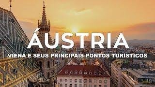 AUSTRIA - EP.1 Viena e seus principais pontos de visitas no centro historico