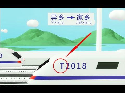 火车字母编号G、Z、T、D的列车的时速到底是多少?