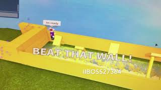 Rw's Roblox Ninja Warrior Season II Episode I