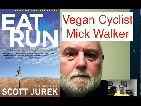 63 Years young, Plant-Based and Cycling Stronger than ever!