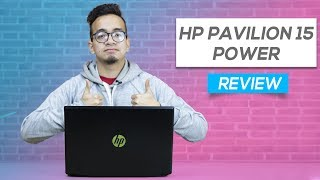 "HP Pavilion 15 Power: ""Perfectly balanced...as all Things should be"""