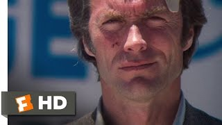 Magnum Force (10/10) Movie CLIP - A Man's Got to Know His Limitations (1973) HD