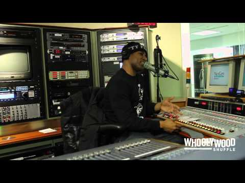 KID INK vs DJ WHOO KID on the WHOOLYWOOD SHUFFLE at SHADE 45