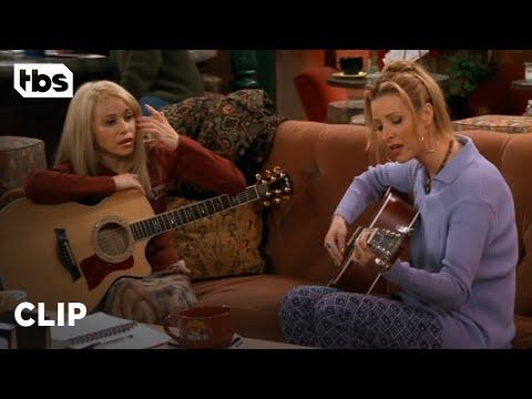 Friends: The Smelly Cat Jingle (Season 3 Clip)   TBS