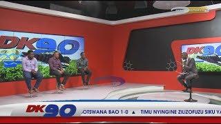DAKIKA 90 (19/11/2018): Kilichoifanya Tanzania ifungwe na Lesotho mechi ya kufuzu AFCON 2019