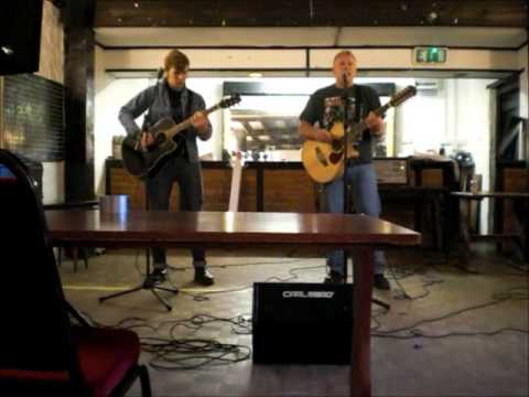 The Stranglers - Ships that pass in the night (ACOUSTIC DUO COVER)