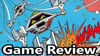 Alien Ambush Atari 8 Bit 400 800 XL XE Review The No Swear Gamer Ep 628