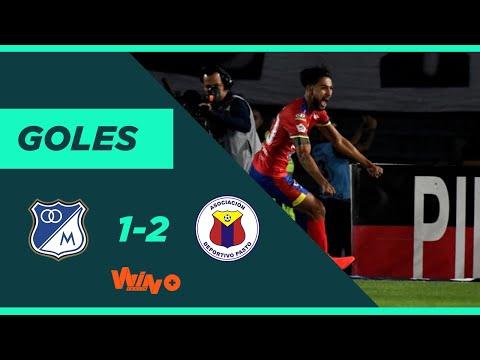 Millonarios vs. Pasto (1-2) | Liga BetPlay 2020-I | Fecha 1