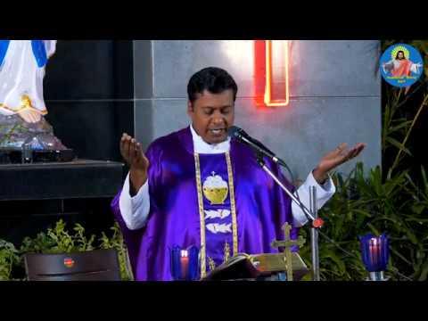 24-03-2020    ஆண்டவருடைய வார்த்தை வல்லமையானது...   Rev. Fr.Albert   Holy Mass   Lent Season