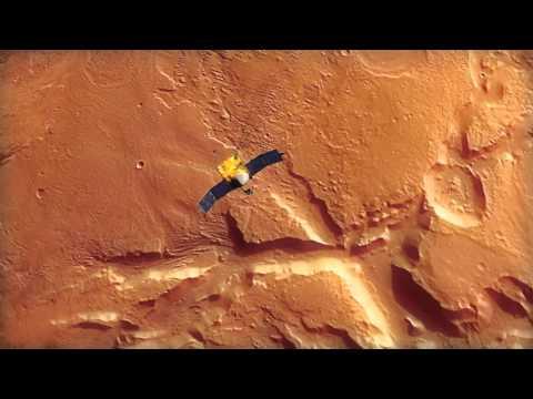 La NASA regresa a Marte para saber por qué el planeta se secó